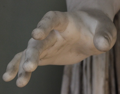 2000 years of hands....sculpted