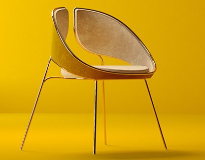 HYOKU Chair - Design Project