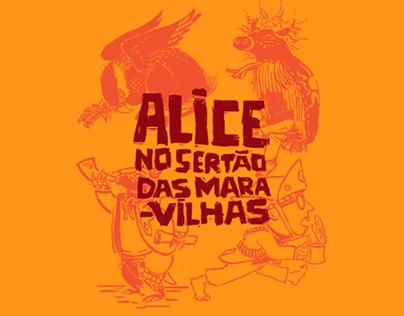 Alice no Sertão das Maravilhas | TCC