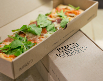 Impasto | Pizza by the slice