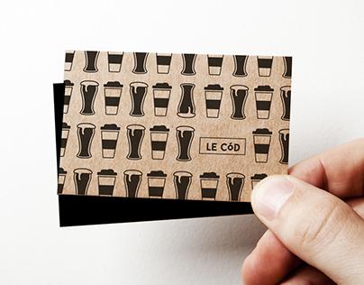 Le Cód - Coffee + Beer