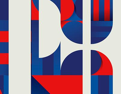 Adobe Hidden Treasures: Bauhaus Dessau Initials Hamburg