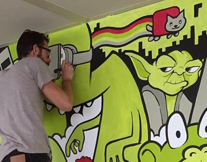 Tweakers Mural