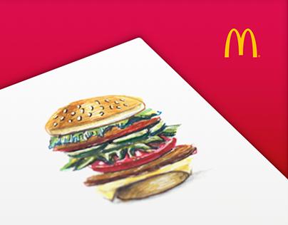 McDonald's Employees Training Game