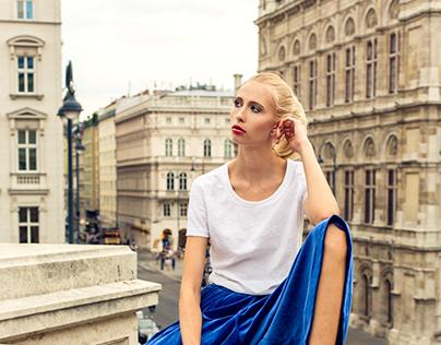 Urban Fashion Photoshooting