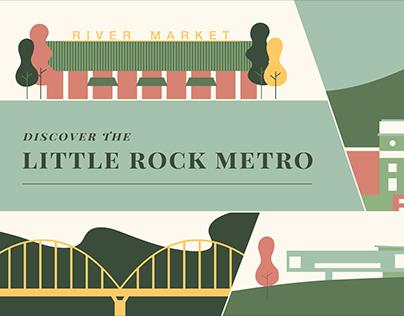 AHIA — Little Rock Editorial Illustration