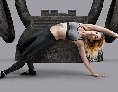 Advertising Video - Jukebox activewear