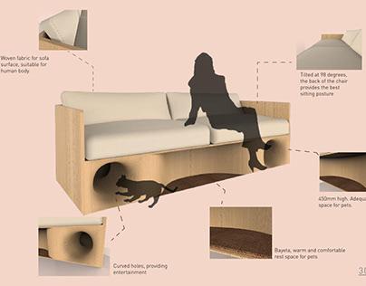 CARPET - sofa redesign