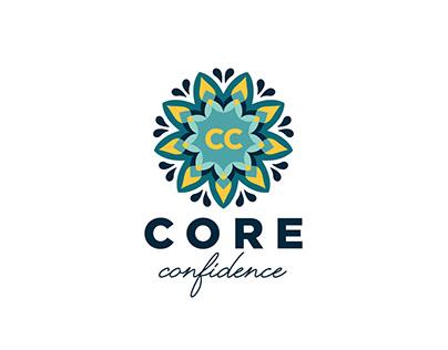 Core Confidence: Logo Designs