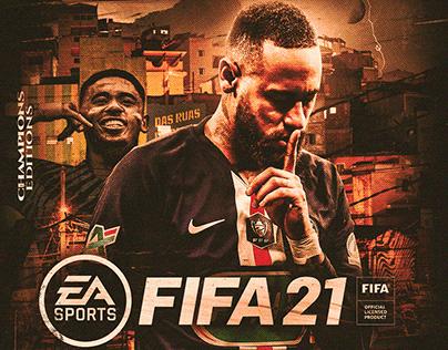 FIFA 21 I COVER ART | NEYMAR