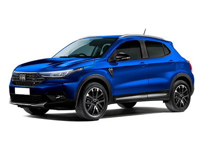 Fiat Compact Crossover 2021