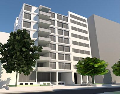 Edificio de vivienda en altura - Tucumán