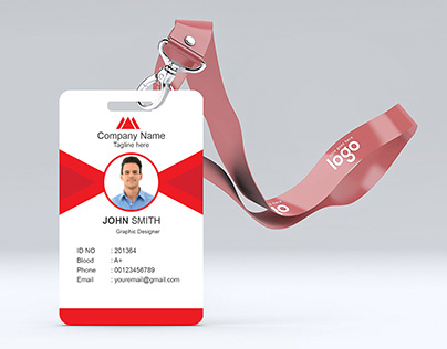 Id Card projects | Photos, videos, logos, illustrations and branding on  Behance