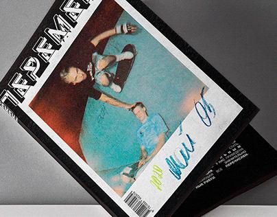 Дизайн и верстка журнала ПЕРЕМЕНА