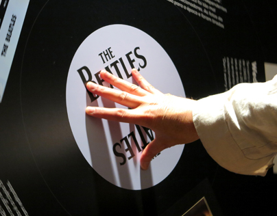 The Beatles - Exposição