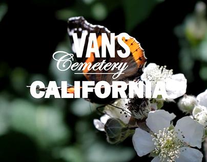 Vans Cemetery California