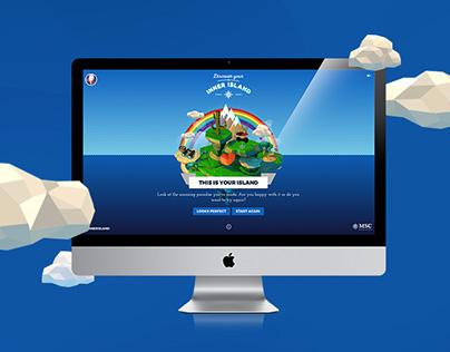 Inner Island website • MSC Crociere