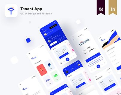 Tenant App Case study