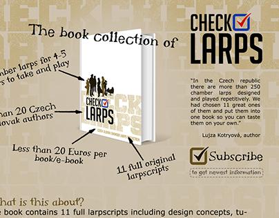 Check Larps web