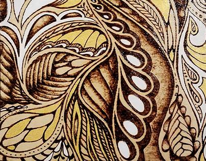 Mariposa: Pyrograpgy