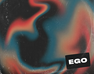 EGO - EP Cover Design