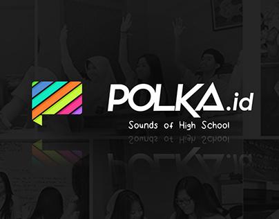 polka rebranding