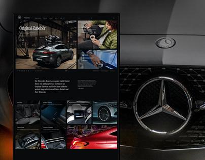 Mercedes-Benz Customer Solutions | Corporate Website