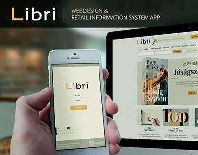 Libri - Webdesign & app