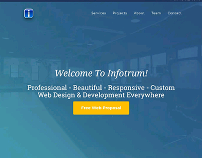 welcome to infotrum