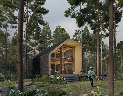 Tapalpa Cabin in the Woods