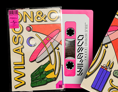 ON & ON - WILASCO (Cover Art)
