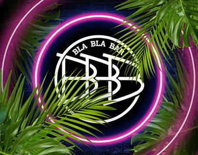 Bla Bla Bar | Разработка фирменного стиля