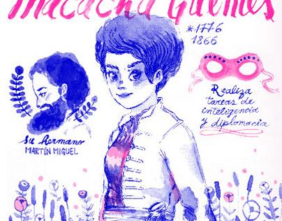 Argentinean Women