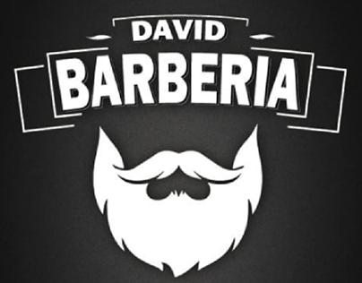 logo Barbería David