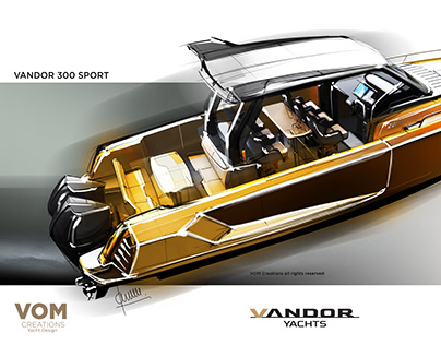 VANDOR 300 SPORT