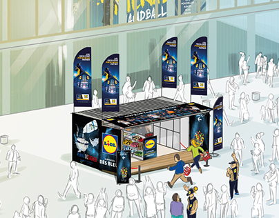 Lidl - Serial Shopper & Fresh Food