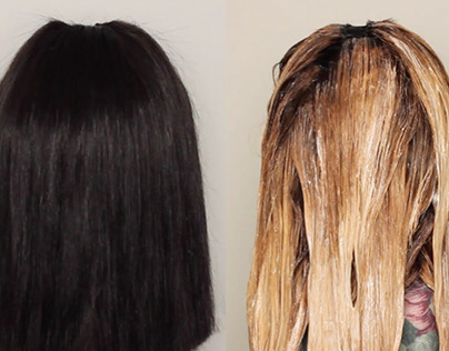 How to dye your hair better than a master