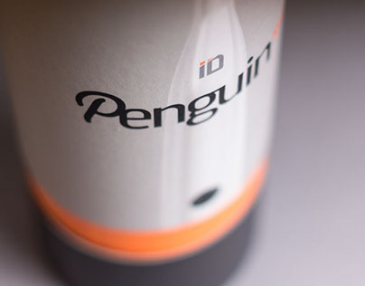 ID Penguin   Identity & Packaging