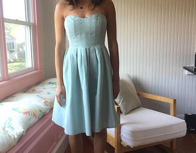 Bridesmaid Dress Alteration
