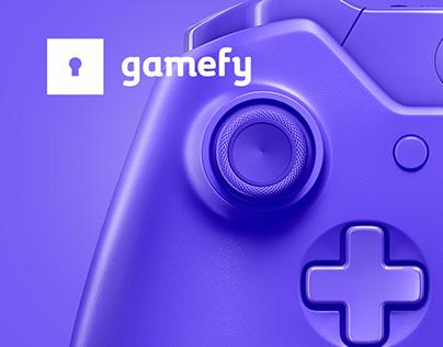 gamefy — the brand