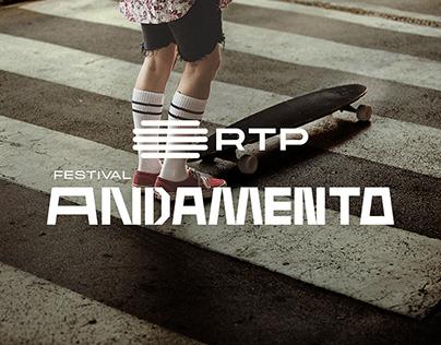 Rtp Andamento — Brand Design & Art Direction