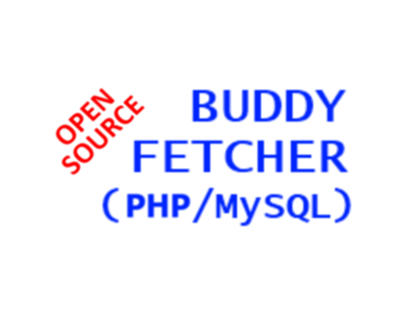 035 | Buddy Fetcher (PHP/MySQL)