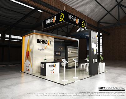 Infrasat - AfricaCom 2016