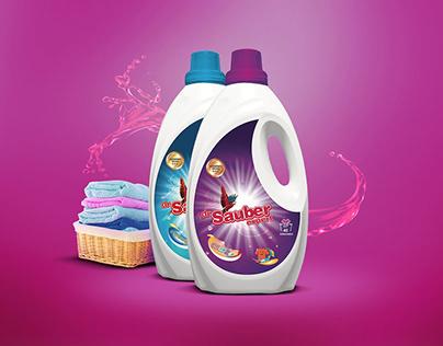 dr Sauber expert - washing powders & washing gel