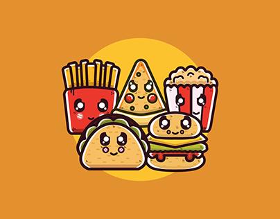 Junk Food Squad