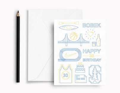 Custom Card Design
