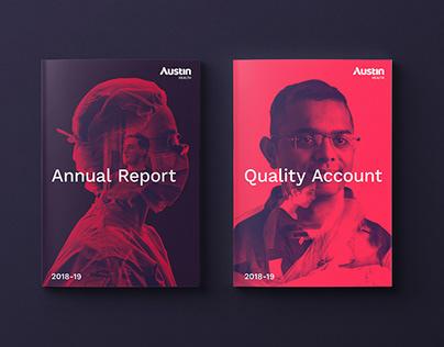 Austin Health Annual Report 2018/19
