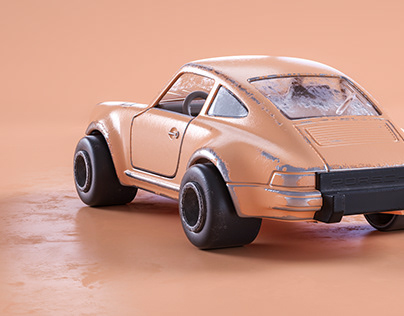 The Lost Toy - Porsche