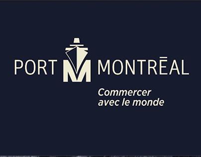 Imprimés - PORT DE MONTRÉAL