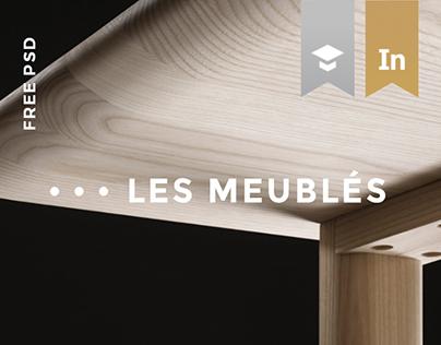 Les Meublés | Free PSD